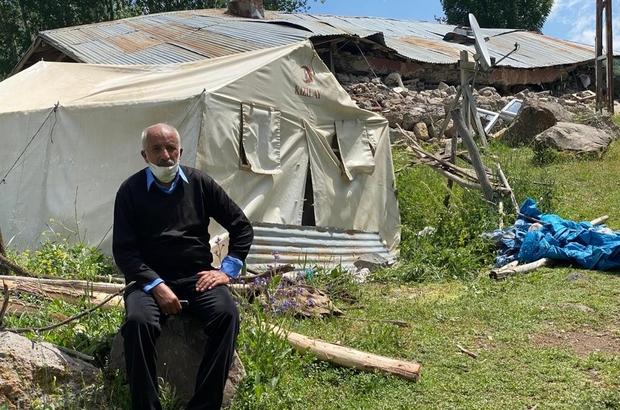 AFAD Bingöl depremi ile ilgili son durumu paylaştı
