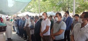 AK Parti'li Avni Keleş'in cenazesi toprağa verildi