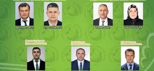 Muğla Orman Bölge Müdürlüğü'ne 5 yeni müdür yardımcısı