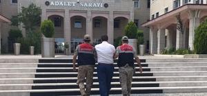 Siirt'te PKK'ya yardım eden bir kişi yakalandı