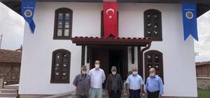 Tarihi camiye restorasyon
