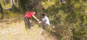 Fethiye'de kaybolan tatilciyi JAK Timi buldu
