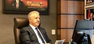 """Kars Milletvekili Arslan, BPP seminerine katıldı AK Parti Milletvekili Ahmet Arslan, """"Bakü-Tiflis-Kars Demiryolu, Orta Koridorun belkemiğini teşkil etmektedir"""""""