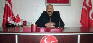 MHP Van İl Başkanı Güngöralp'ten deprem mesajı