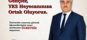 Öğrenciler Eleşkirt'ten Ağrı'ya sınav günü ücretsiz taşınacak
