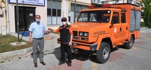 AFAD'dan Kütahya ilçelerine araç ve ekipman desteği