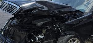 Malkara-Şarköy yolunda kaza: 1 yaralı