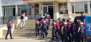 Denizli'deki canlı bahis operasyonunda gözaltına alınan 7 şüpheli serbest kaldı