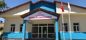 Sağlık Müdürlüğü ilçe ve köylerde sağlık merkezleri açtı