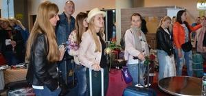 Muğla'ya gelen turist sayısında büyük düşüş yaşandı
