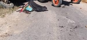 Simav'da trafik kazası: 2 ölü