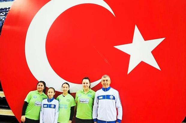 Büyükşehir'in Kadın Masa Tenisçileri 2. Lig'de Muğla Büyükşehir Belediyesi Kadın Masa Tenisi Takımı, 3. Lig Masa Tenisi Müsabakalarında aldıkları başarılı sonuçlarla 2. Lige yükseldi.
