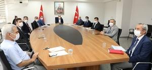 KÖYDES İl Tahsisat Komisyonu toplandı