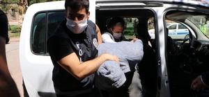3 yaşındaki çocuğu öldürüp gömmüştü, çalılıklar arasında yakalandı