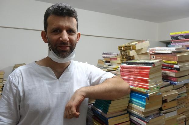 Pandemi sürecinde internetten kitap satışları yüzde 30 arttı Kısıtlamaların kalkmasıyla birlikte yazlıklarına giden tatilciler, internet üzerinden kitap siparişi vermeye devam ediyor