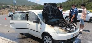 Muğla'ya tatile gençler ölümden döndü