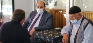 """Başkan Orhan'dan esnafa pandemi teşekkürü Başkan Orhan; """"Esnafımızın sabır ve metaneti gurur verici"""""""