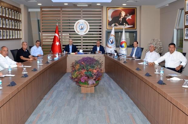 """Bağış: """"Adana'nın en büyük gücü tarım"""""""