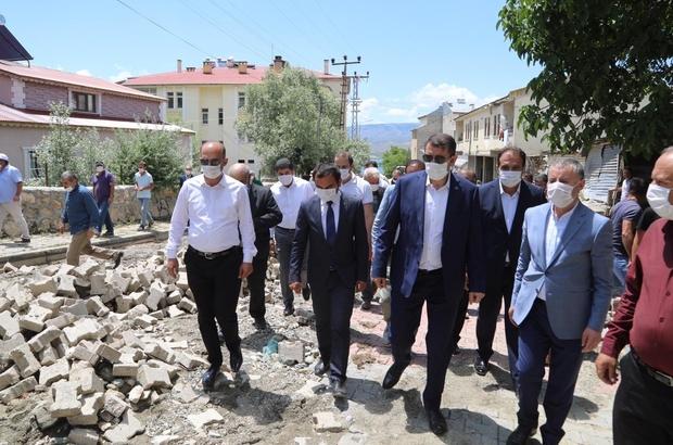 Gölova'da hasar tespit çalışmaları başladı Geçtiğimiz gün dolunun sele neden olduğu Sivas'ın Gölova ilçesinde hasar tespit çalışmaları başladı