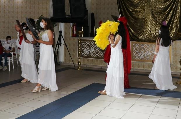 Van'da düğünler korona tedbirleriyle başladı