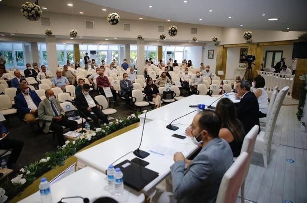 """Konak'ın 2019 mali yılı kesin hesap cetveli onaylandı Konak Belediye Başkanı Abdül Batur: """"Konak Belediyesinin ayakları yere sağlam basıyor"""""""