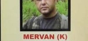 Alışverişte yakalanan terörist tutuklandı Kırsaldaki sığınakların yerini gösteren terörist cezaevinde