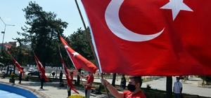 """Erzurum'da 3 Temmuz coşkusu Büyükşehir Belediye Başkanı Mehmet Sekmen: """"Erzurum demek; Türkiye Cumhuriyeti demek, Türkiye Cumhuriyeti demek, Erzurum demektir"""""""