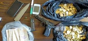 4 işyerini soyan hırsızlar kıskıvrak yakalandı