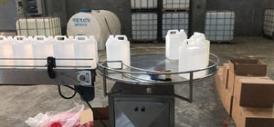 Tekirdağ'da 40 bin 990 litre etil alkol ele geçirildi