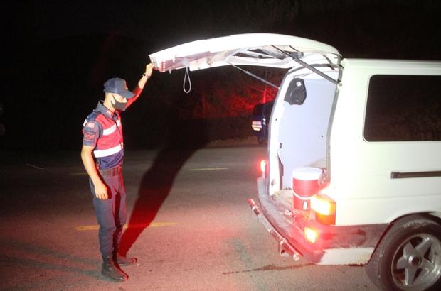 2 kişiyi uykularında kafasından vuran cinayet zanlısı Bodrum'u kırmızı alarma geçirdi Bodrum'da 100 metre arayla uygulama Cinayet zanlısı havadan, karadan ve denizden aranıyor