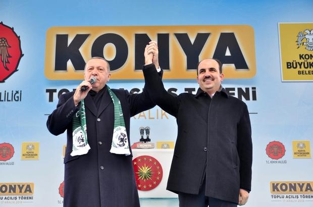Başkan Altay'dan Cumhurbaşkanı Erdoğan'a teşekkür