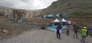 Ardahan'da Köroğlu Barajı ve Kotanlı HES hizmete başladı