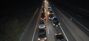 İstanbulluların dönüş çilesi