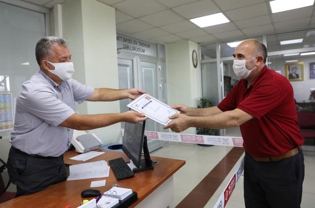 Melikgazi Belediyesi yılın ilk 6 ayında 394 iş yeri açma ruhsatı verdi