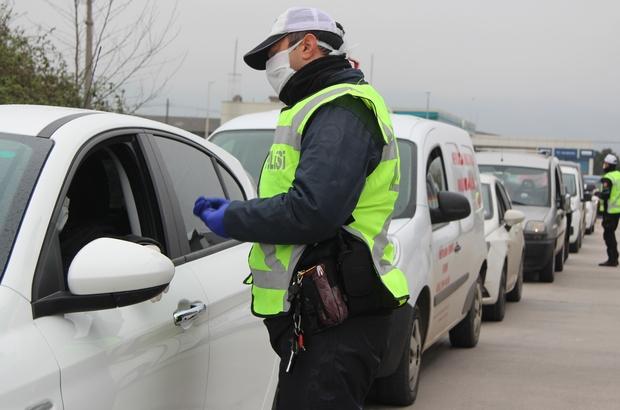 Aydın'da 23 bin 894 araca 11 Milyon lira cezai işlem uygulandı