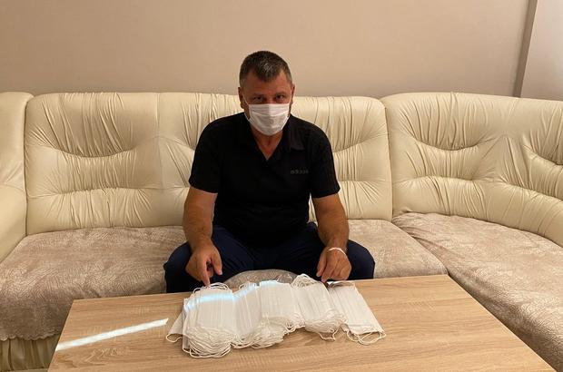 Başkan Bilgin'den Bulgaristan'a maske yardımı