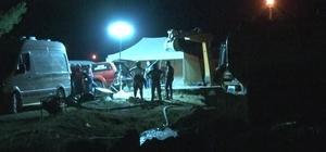 7 yıldır kayıp olan adamın cesedi kuyudan çıktı 17 saatlik çalışmanın ardından ceset parçaları kuyudan çıkarıldı