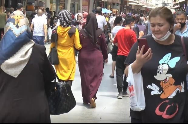 Gaziantep'te bir günde 2 bin 81 kişiye maske ve mesafe cezası