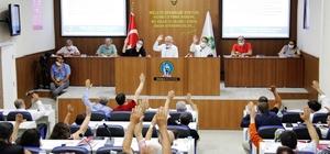 Ödemiş Belediye Meclisi normalleşme dönemine adım attı İlk toplantıda projeler ele alındı, seçimler yapıldı