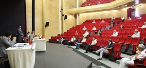 Marmaris Belediye Meclisi 3 ay sonra toplandı