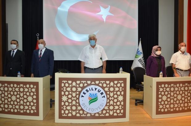 Yeşilyurt Meclisi, Temmuz toplantısını yaptı