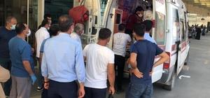 Siirt'te traktör devrildi: 3 yaralı