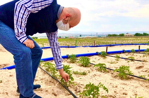Kocasinan, Türkiye tarımının başkenti olacak
