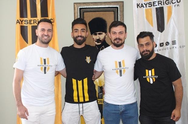 Kayserigücü FK'da 5 transfer birden