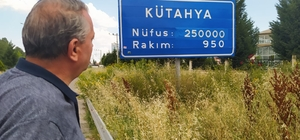 """Nüfus tabelaları kafa karıştırdı """"Kütahya kent merkezinin nüfusu 250 bin mi, 252 bin 633 mü?"""""""