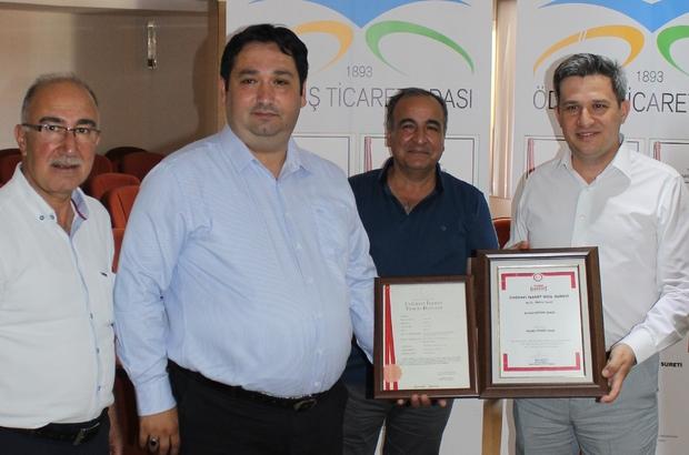ÖTO'dan bir coğrafi işaret daha Türkiye'deki kestane üretiminin yüzde 25'i Ödemiş'te
