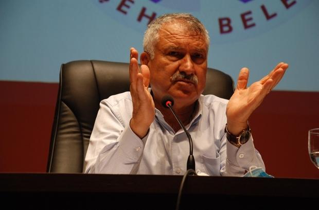 """Karalar: """"Belediyenin geliri 100 milyon liranın üstünde olmalı"""" Adana Büyükşehir Belediyesi Meclisinin Temmuz ayı ilk oturumu yapıldı"""