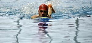 Babasının hayatını sonlandıran 'su' ona hayat verdi Gümüşhaneli engelli Onur Öktem, yüzme sporuyla yeniden hayata tutundu