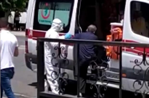 Korona virüs hastası hastaneden kaçtı Hastaneden kaçan yaşlı adamı bulan kızı, babasını polise teslim etti