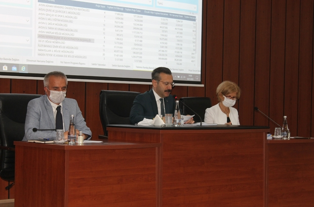 Aydın İl Koordinasyon Kurulu 3. Dönem Toplantısı gerçekleştirildi